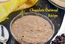 Oatmeal Breakfast Recipes