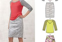 Sewing patterns to try / by Kelli Ward