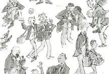 Favorite 20th Century Illustrators & Artists / My favorite 20th century illustrators and artists.