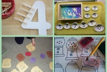 Counting/Numbers / by Kerianne Hasan