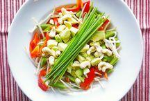 Healthy (diet) Nom Ideas / by Sweetie Bird