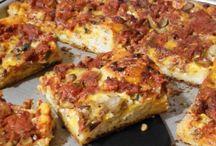 Pizza & Italian & Pasta Dishes