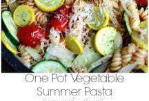 Squash - Zucchini/Summer