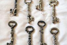 klíče - tábor