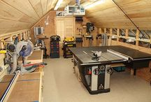 home work shed ideas