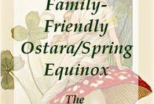 Ostara/Spring Equinox Rituals