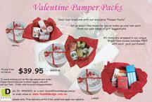 Valentines Day / Pamper Packs