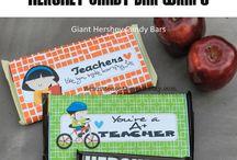 Teacher Gifts / by Erica Fonck