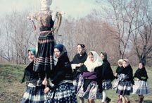 Folk customs / zwyczaje ludowe
