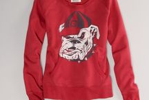 UGA simply the best! / by Hollie Brown