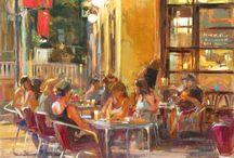 Cafés,bar