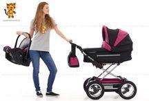 Fanari 3w1 nowoczesny wózek retro / Fanari 3w1 to wózek dziecięcy łączący funkcjonalność z eleganckim wyglądem. Retro design i niepowtarzalna tapicerka gondoli budzą zachwyt rodziców.