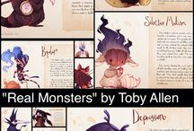 """""""Real Monsters"""""""