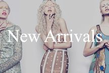New Arrivals / The Global Fashion Network - Browsing, sharing and buying fashion has never been so fun and easy.  Check out JUST IN items!