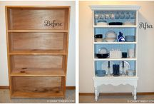 Furniture do overs! / by Cheryl Gardner