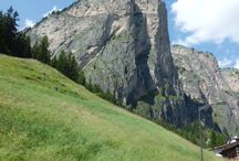 Walking around our amazing Val Gardena / Walking around our amazing Gardena valley it's an experience that you never forget in your life!