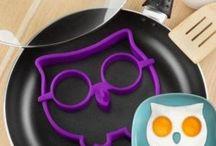 Moules oeufs / Donner des formes kawaii à vos oeufs, crêpes et pancakes. Disponible sur www.shikaco.com