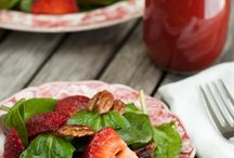 CSA Recipes! / weekly recipes for our CSA members to try with their share items!