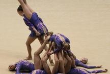 Aesthetics gymnastics