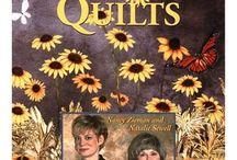 Landscape quilt book