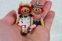 ♥Raggedy Ann and Andy♥