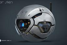 Balls and Robots