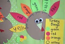 Kiddie Korner-Thanksgiving / by Cindy Beach
