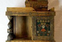 мебель Русский стиль