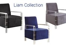 The Liam Collection - Meridian Furniture