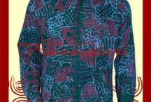 Kemeja Pranandari / Koleksi kemeja batik Butik Batik Pranandari