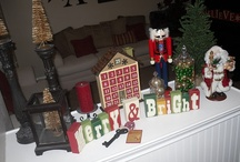 Christmas Decor / by Jessica Stoddard