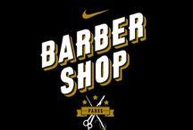 Nike / Le Pop up Store Nike Barber Shop à la Cremerie de Paris, a fait son ouverture avec notamment d'anciens footballers et la présence de journaliste du magazine Surface.