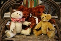 life at the Stearnsy Teddy Bear Shop