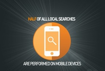 Mobile Marketing / Mobile Marketing is growing by leaps and bounds. If your business does not have a mobile marketing strategy, you could be missing out on reaching your customers on the mobile devices they use everyday. / by Talent Evolution