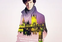 Sherlock Holmes / by Zoe Vogel