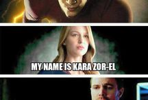 DC Crossovers*