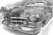 old car
