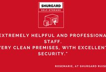 Shurgard customer reviews / 95% of our customers are fully satisfied, discover what they have to say!