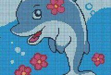 c2c dolfijntjes