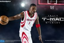 1:6 Tracy McGrady (T-Mac) / 1:6 Real Master Piece Tracy McGrady (T-Mac) by ENTERBAY Official which invites you to experience the innovation of our officially licenced NBA & movie collectible figurines.