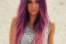 HAIR COLORS / by sarah velilla