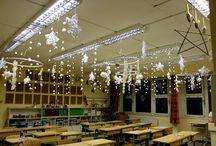 osztályterem dekoráció