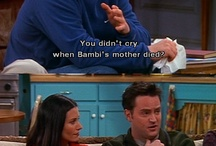 F • R • I • N • D • S / Mainly Chandler lol..