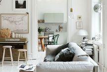 Apartment Decor: Livingrooms