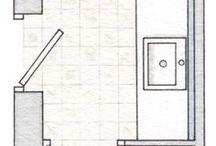 planos para baños