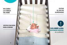 Tips para dormir la bebe