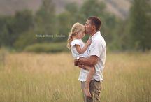 папа и дочка фотосессии