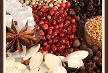 Le spezie / Curiosità e approfondimenti sulle spezie utilizzate da ArteAtesina nelle sue bomboniere