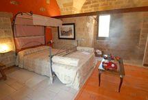 Rooms / Special rooms of Tenuta Monacelli & Masseria Giampaolo
