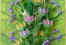 quilled-flowers